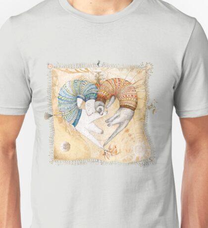 Ferret heart Unisex T-Shirt
