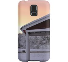 Closed for the season Samsung Galaxy Case/Skin