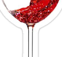 Wine About It. Sticker