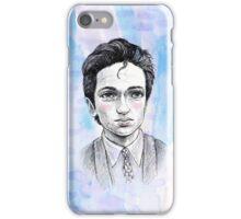 Sci-Fi boyfriend Mulder iPhone Case/Skin