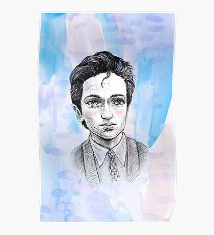 Sci-Fi boyfriend Mulder Poster
