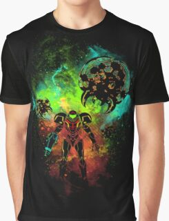 Bounty Hunter Art Graphic T-Shirt