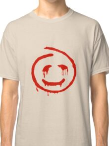 Red face Classic T-Shirt