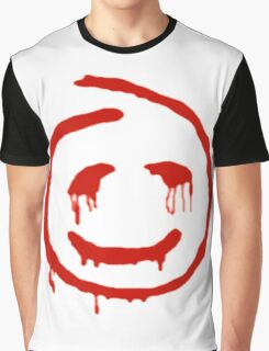 Red face Graphic T-Shirt