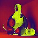 Otherworldly Habaneros 2 by Shawna Rowe