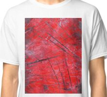 "Abstract - ""Crossing"" Classic T-Shirt"