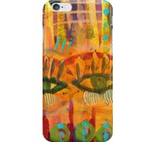 Keeping a Soulful Eye on You iPhone Case/Skin