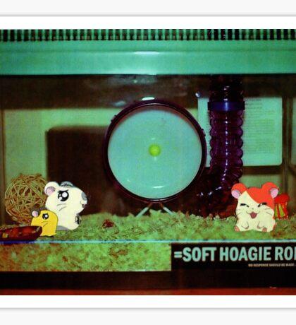 Hamtaro, Oxnard & Penelope (Hamtaro) Sticker