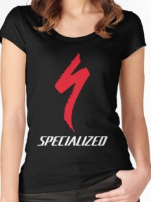 specialized bike vintage Women's Fitted Scoop T-Shirt