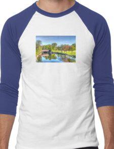 Yahara River Men's Baseball ¾ T-Shirt