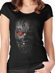 CYBORG ZOMBIE Women's Fitted Scoop T-Shirt
