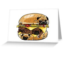Pug memes Greeting Card