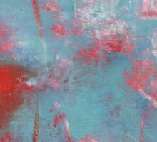 "Abstract - ""Loving"" Sticker"