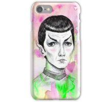 Sci-Fi boyfriend Spock iPhone Case/Skin