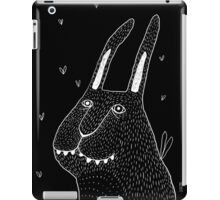 Night Bunny Moth iPad Case/Skin