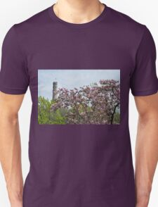 Blossoms and Watchers Unisex T-Shirt