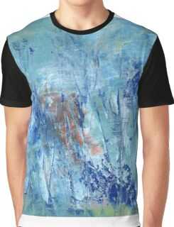 """Abstract - """"Singing"""" Graphic T-Shirt"""