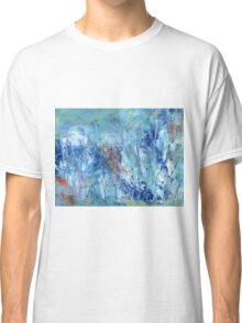 "Abstract - ""Singing"" Classic T-Shirt"