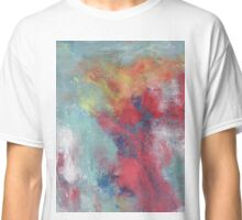 "Abstract - ""Waiting"" Classic T-Shirt"