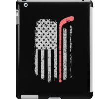 Hockey USA Flag iPad Case/Skin