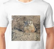 Brown Noser - Badger Unisex T-Shirt