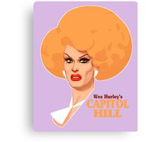 Robbie Turner by Chad Sell Canvas Print