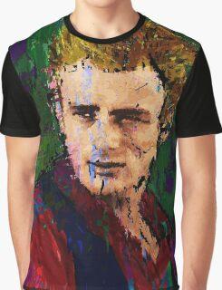 James Dean. Giant. Graphic T-Shirt