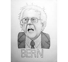 Bernie Sanders BERN Photographic Print