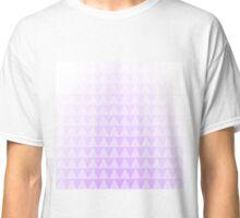 simple tuangle pattern Classic T-Shirt