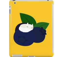 Blueberry Cat iPad Case/Skin