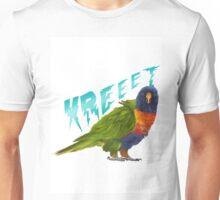 Lorikeet Unisex T-Shirt
