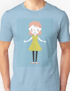The Mustard Dress Unisex T-Shirt