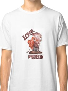 Merferd Love Classic T-Shirt