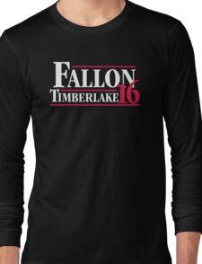 Fallon timberlake 16 Long Sleeve T-Shirt