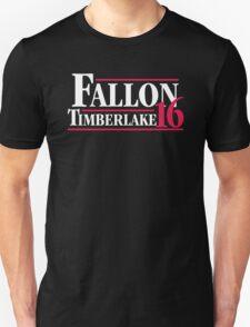 Fallon timberlake 16 Unisex T-Shirt