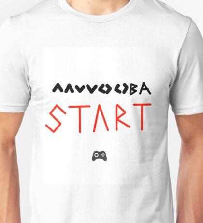 Konami Code Tee Unisex T-Shirt
