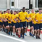 NMCSD Out For A Run! by Heather Friedman