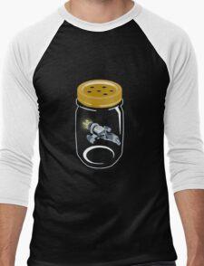 Firefly catch Men's Baseball ¾ T-Shirt