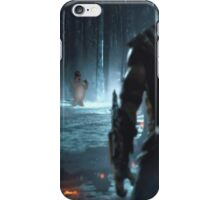 Mortal Kombat and Frosty the Snow Man iPhone Case/Skin