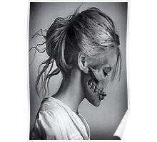 Skull Lady Poster