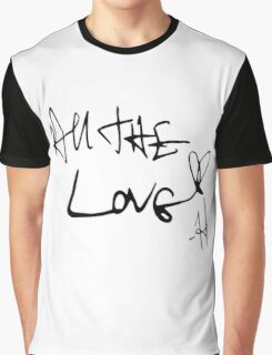 One Direction All the Love Graphic T-Shirt