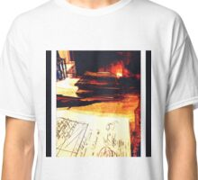 Old Docs by the Fire  Classic T-Shirt