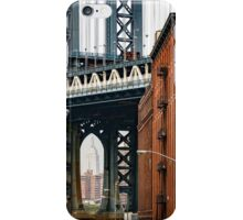 Manhattan Bridge and Empire State iPhone Case/Skin