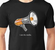 I AM THE MEDIA Unisex T-Shirt