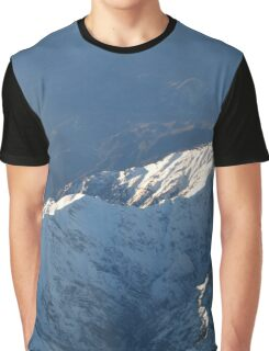 MOUNT TAPUAENUKU Graphic T-Shirt