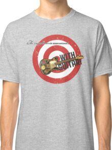 PSA With Guitar Classic T-Shirt
