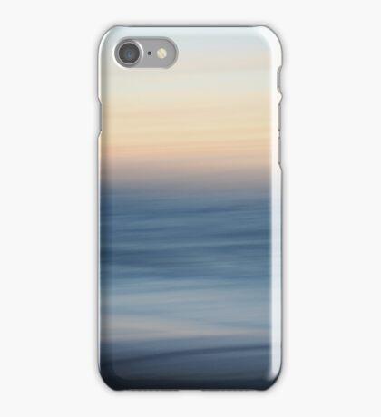 moving beach iPhone Case/Skin