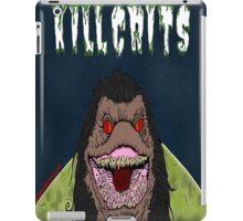 Kill Crits iPad Case/Skin