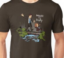 Sculvin and Hobbes Unisex T-Shirt