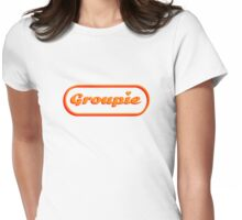 Groupie Womens Fitted T-Shirt